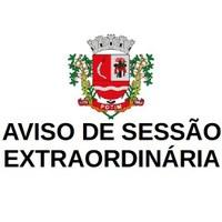 Sessão Extraordinária (01/05/2018)